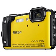 Nikon COOLPIX W300 Yellow - Digital Camera