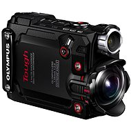 Olympus TOUGH TG-tracker black - Video Camera