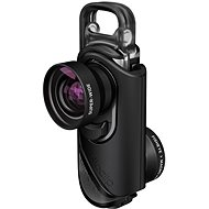 Olloclip core lens + 2 cases Black / Black for iPhone 7 and iPhone 7 Plus - Lens
