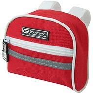Force Handlebar Bag red - Bag
