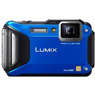 Panasonic LUMIX DMC-FT5 blue - Digital Camera
