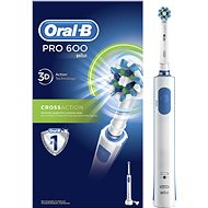 Oral-B PRO 600 Cross Action - Electric Toothbrush