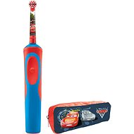 Oral-B Stages Power Kids Disney Cars + Pencil Case - Electric Toothbrush