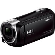 Sony HDR-CX405 black - Digital Camcorder