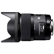 SIGMA 35mm F1.4 DG HSM ART for Canon - Lens