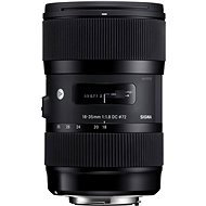 SIGMA 18-35mm F1.8 DC HSM for Canon ART - Lens