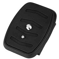Hama Quick-release plate 60x50mm for tripods Star 61-63 - Accessories