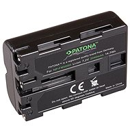 PATONA for Sony NP-FM500H 2040mAh Li-Ion Premium - Replacement Battery