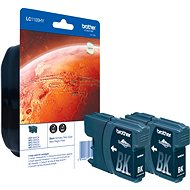 Brother LC-1100HY BKBP2 - Cartridge Set
