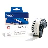Brother DK 22210 - Paper Label