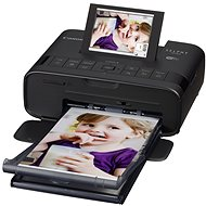 Canon SELPHY CP1300 Black Wireless Compact Photo Printer - Dye-sublimation Printer