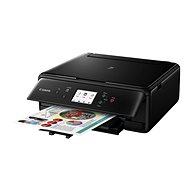 Canon PIXMA TS6050 Black - Inkjet Printer