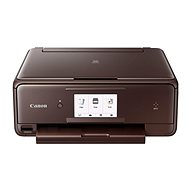 Canon PIXMA TS8053 Brown - Inkjet Printer