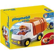 PLAYMOBIL 6774 1.2.3 Recycling Truck - Building Kit