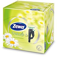 ZEWA Deluxe Camomile Cube (60 pcs) - Tissues