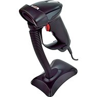 Virtuos HT-900A USB Black - Barcode Reader