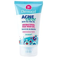 DERMACOL Acneclear Antibacterial Face Gel 150 ml - Foam