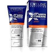 EVELINE Cosmetics Men X-treme moisturizing cream-gel 6in1 anti-fatique 50 ml - Face Cream