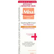 MIXA Soothing skin cream, natural gold 50ml - BB cream