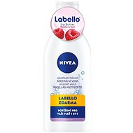 NIVEA Soothing micellar water 400 ml + Labello Lip butter Raspberry - Micellar Water