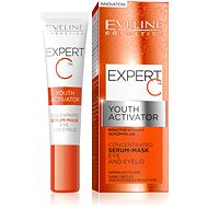 EVELINE COSMETICS Expert C Youth Activator Serum- Mask Eye And Eyelid 15 ml - Serum