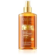EVELINE COSMETICS Summer Gold Self Tanning Face&Body Light Skin 150 ml - Self-tanning Emulsion