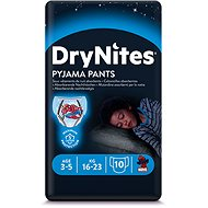 HUGGIES Dry Nites 3/5 Boy Convenience (10 items) - Baby Nappies
