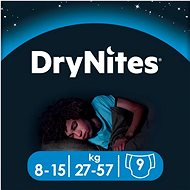 HUGGIES Dry Nites Large - Boys (9 pieces) - Baby Nappies