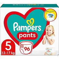 PAMPERS Pants size 5 Junior (96 pcs) - monthly stock - Training Pants
