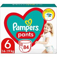 PAMPERS Nappy Pants size 6 Extra Large (88 pcs.) - monthly supply - Nappy Pants