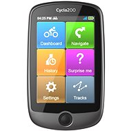 MIO Cyclo 200 - Cycling GPS unit