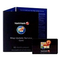 TomTom Updating maps for 12 months - Coupon