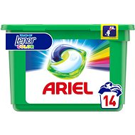 ARIEL Touch of Lenor 3in1 14 pieces (14 dishes) - Washing Capsules