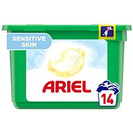 ARIEL Sensitive 3in1 14 pieces (14 washes) - Washing Capsules