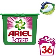 ARIEL Touch of Lenor 3 in 1 36 pcs (36 washes) - Washing Capsules
