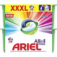 ARIEL Colour 3in1 56 pods - Washing Capsules