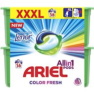 ARIEL Touch of Lenor 3-in-1 56 pcs - Washing Capsules
