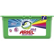 ARIEL Touch of Lenor 3in1 28 pcs - Washing Capsules