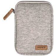 "PORT DESIGNS Torino 2.5 ""Gray - Hard Drive Case"