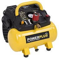PowerPlus POWX1721 - Compressor