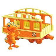 Dinosaur Train - Beagle with wagon - Play Set
