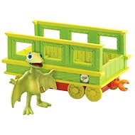 Dinosaur Train - A car with a wagon - Play Set