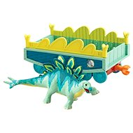 Dinosaur Train - Morris with a wagon - Play Set