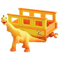 Dinosaur Train - Ned with a wagon - Play Set