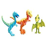 Dinosaur Train - Derek, Ollie, and Mr. Pteranodon - Play Set