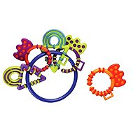 Playgro Shape with shapes - Baby Teether