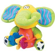 Playgro rustling elephant with teethers - Didactic Toy