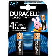 Duracell AA Turbo Max 2 pieces - Battery