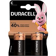 Basic Duracell LR14 2 pieces - Battery