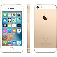 iPhone SE 128GB Gold - Mobile Phone